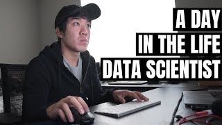 A Day In The Life Of A Data Scientist