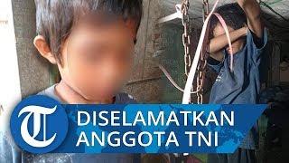 Viral Video Penyelamatan Bocah dari Pasungan di Aceh, Sang Ibu Suruh Anak Mengemis untuk Beli Sabu