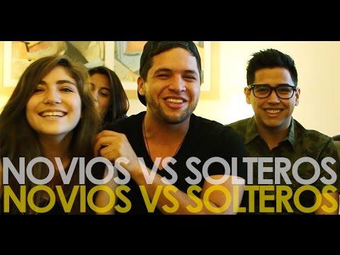 NOVIOS VS. SOLTEROS con NATH CAMPOS & SOYBIENMAMON