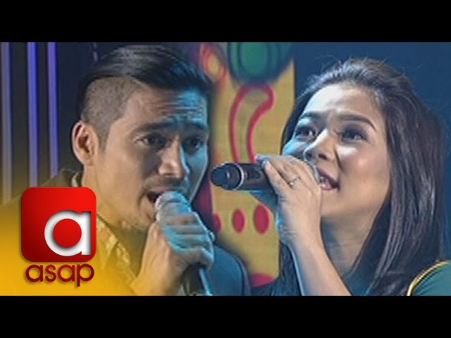 "ASAP: Piolo and Juris sing ""Dahil Mahal Kita"" on ASAPinoy"
