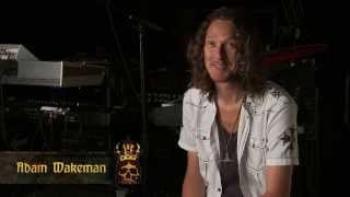 Adam Wakeman 'Memoirs of a Madman' Interview