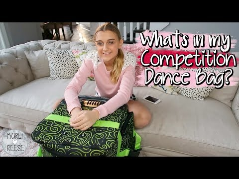 COMPETITION DANCE COSTUMES HAUL 2018