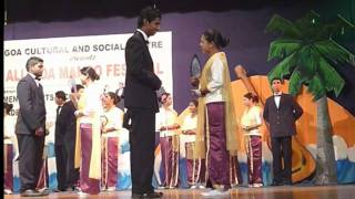 Goan Mando dulpod (Dance Category)