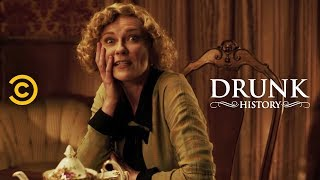 The Mysterious Disappearance of Agatha Christie (feat. Kirsten Dunst)  - Drunk History