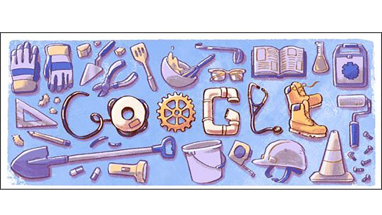 Labour Day 2018: Google celebrates the working class and labourers with a Doodle | ET Panache