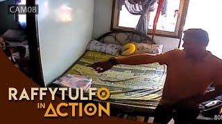 Operasyon ng mga akyat bahay na pulis, sapul sa CCTV