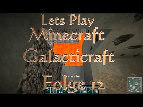 Lets Play Minecraft Galacticraft S4 Folge #12 (77) Neue Gänge (Full-HD)