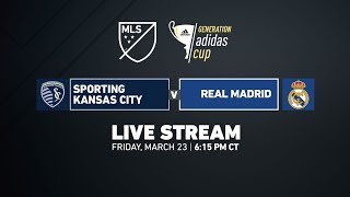 Sporting KC vs Real Madrid - Champions Division | 2018 Gene…