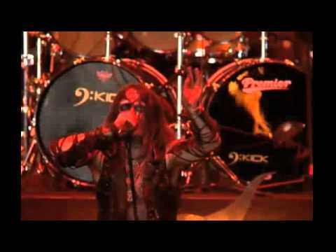 WATAIN - Death&#039;s Cold Dark + Malfeitor (Graspop 2011 live)