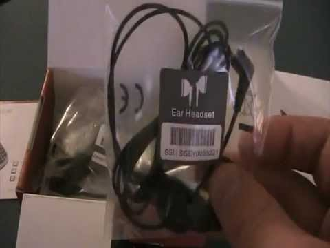 My Unboxing of my new LG Saber Phone from US Cellular-2/27/12