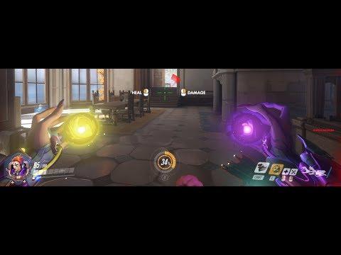 Overwatch Moira Deathmatch