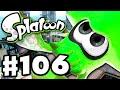 Youtube Thumbnail Splatoon - Gameplay Walkthrough Part 106 - Release the Kraken! (Nintendo Wii U)