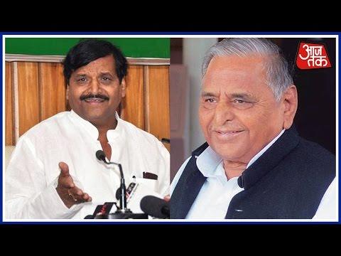 Shivpal Yadav: Merger Happened With Permission From Mulayam Singh Yadav