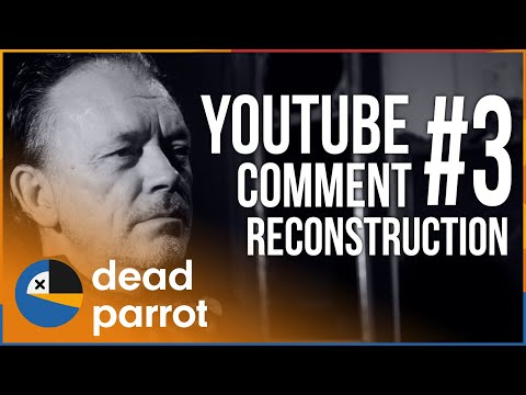 YouTube Comment Reconstruction #3 -  Brian Eno: An Ending (Ascent)