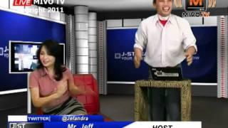 J-Stream - Chef Marinka - Talk Show - Mivo.TV