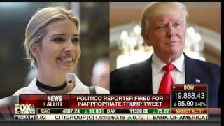 Hateful Russian Jew Ioffe Fired Re @LisaMirandoCNN Michelle/Ivanka WH Office FAKE NEWS