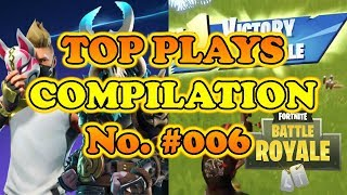 Fortnite Sick Plays and Fails Compilation #006