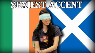 Irish VS Scottish: Sexiest Accent