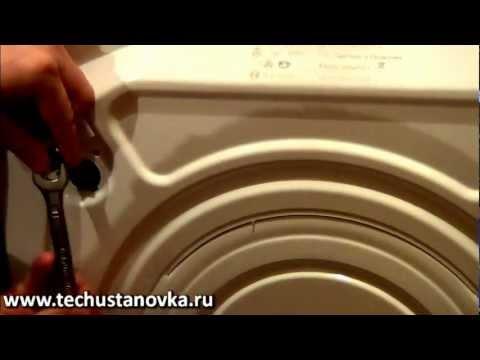 Видео как подключить стиральную машину