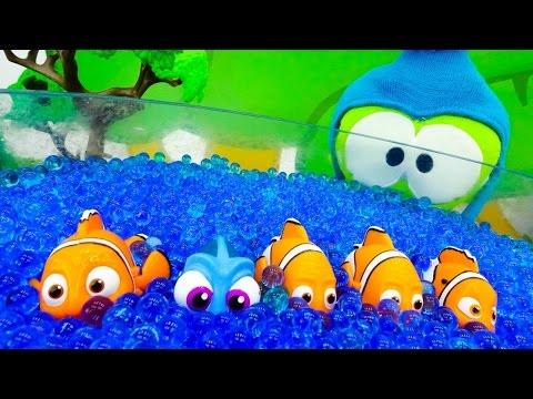 Видео для детей. Ам Ням на рыбалке.