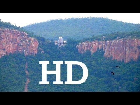 Amazing View Of Tirumala Tirupati Venkateswara Balaji Temple . video