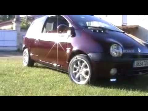 renault twingo tuning mp4 youtube. Black Bedroom Furniture Sets. Home Design Ideas