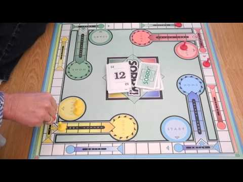 Playing Sorry Board Game
