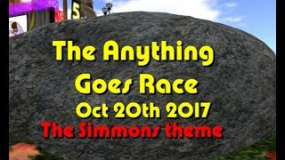 anything goes Race 2017 10 20 the simmons