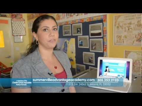 Summerville Advantage Academy - Miami, FL Charter School -- Free Tuition