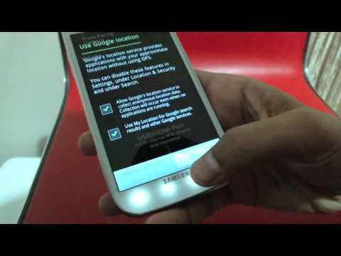 T-Mobile white samsung galaxy s2 UNBOXING