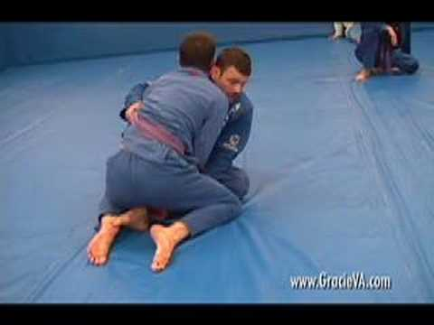 Rodrigo Gracie Butterfly Guard Sweep Image 1