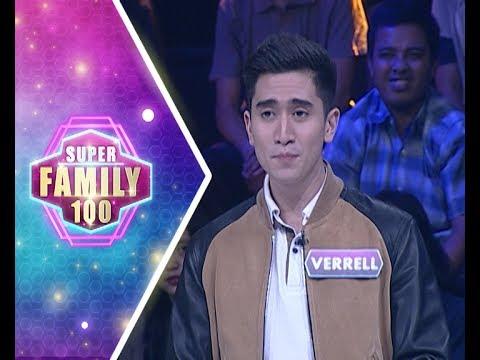 Bisakah Verrell Bramasta mendapatkan hadiah cincling 1 juta rupiah? - Super Family 100
