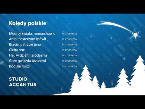 Studio Accantus - Kolędy Polskie (płyta Niebieska)