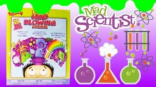 My First Mind Blowing Science Kit Fun Science Experiments for Young Scientists