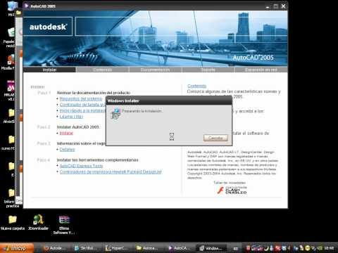 Воспроизвести. Andre Perez. Instalação e Crack do Auto Cad 2005. 5:05.