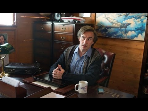 Alpha Papa - Steve Coogan Talks Alan Partridge