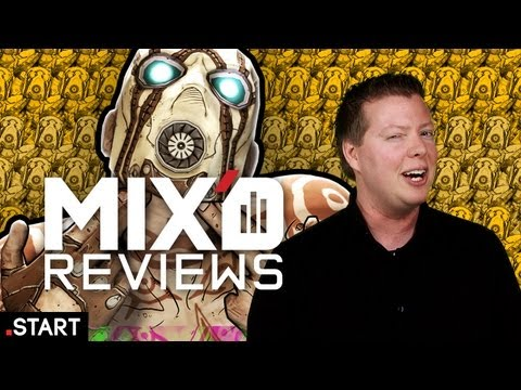 Borderlands 2. Guild Wars 2. Double Dragon: Neon. & More! -- Mix'd Reviews