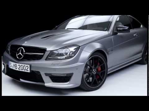 All new Mercedes C63 AMG Edition 507 Exterior