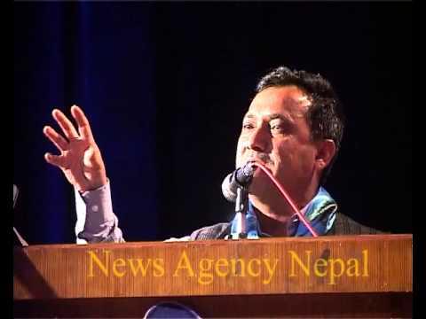 Bisho Prakash Sharma Speech in Kathmandu NachGhar.........