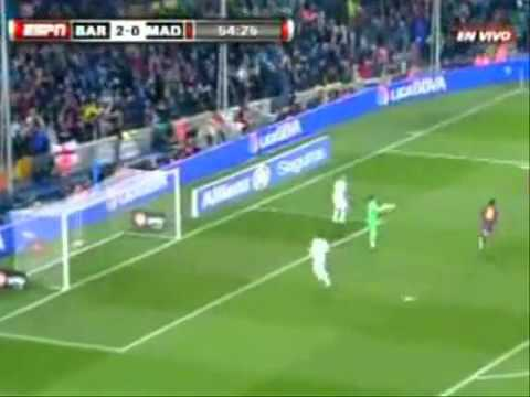 FC Barcelona 5 Real Madrid 0 (Audio Radio Marca).flv
