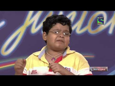 Indian Idol Junior  - June 8  2013