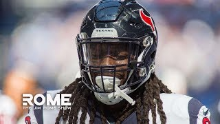 Jadeveon Clowney Trade PROVES The Texans Are DESPERATE | The Jim Rome Show