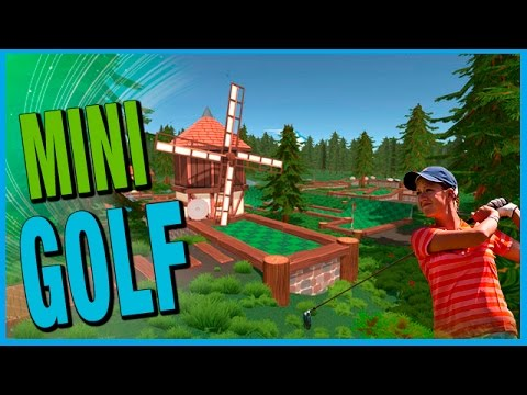 LA GOLFMONTADA! | Con Luh, Exo, Gona | Golf With Friends