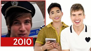 Bretman Rock and Joey Graceffa Review Their Old YouTube Videos | Vanity Fair