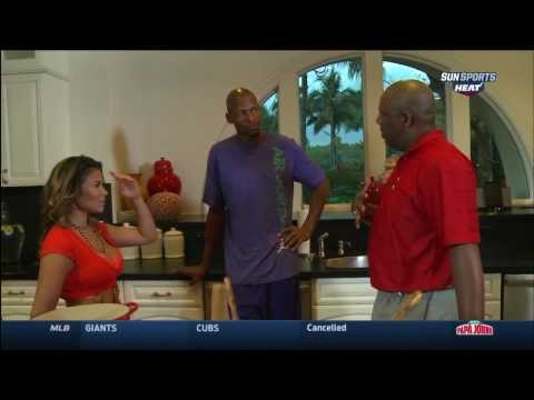 March 01, 2014 - Sunsports(1of2) - Ray Allen: Food, Family, & Fatherhood (Miami Heat Documentary)