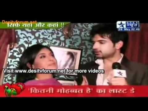 Kitani Mohabbat Hai Season 2 Sbs 26th May 2011 (happy Ending & Last Day Ki Saari Masti) video