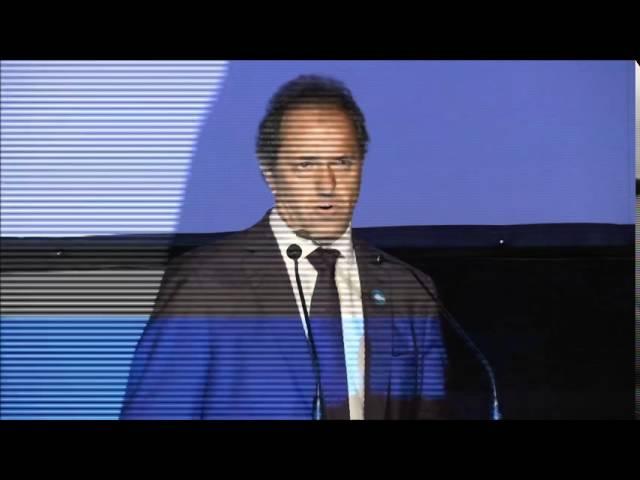 Noche de Conciencia 2014 | Discurso de Daniel Scioli, Gobernador de Buenos Aires