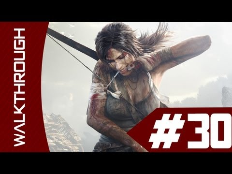 Tomb Raider Reborn (HD): Walkthrough Pt. 33 - Normal Difficulty