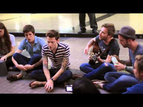 A Rocket To The Moon: Baby Blue Eyes (acoustic) video
