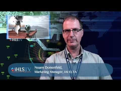 iHLS TV Interview About Radars - IAI ELTA